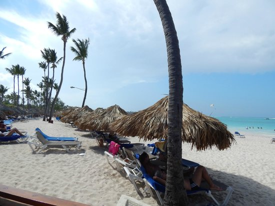 Bavaro Princess All Suites Resort, Spa & Casino: playa