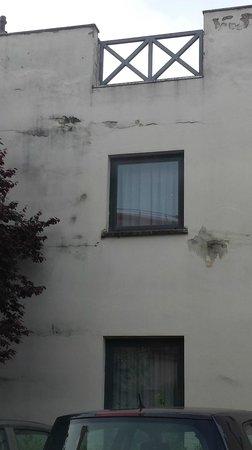 Hotel Executive: vista esterno