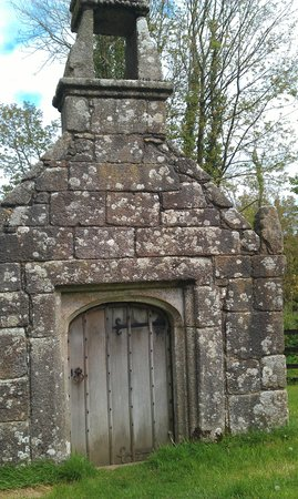 Callington, UK: Another view Dupath Well.