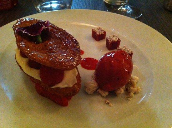 Aromatic : Dessert fraises