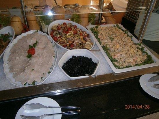 Valamar Argosy Hotel : les plats