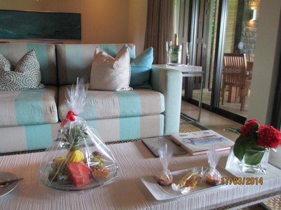 Anahita Golf & Spa Resort: very welcoming