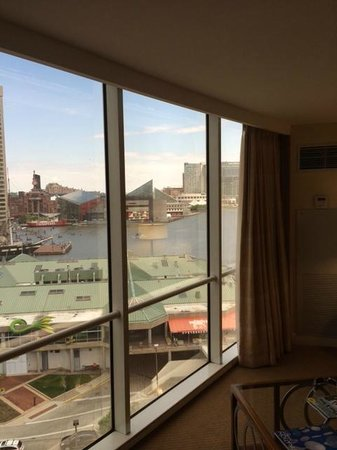 Hyatt Regency Baltimore Inner Harbor: view