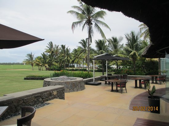 Anahita Golf & Spa Resort : View from the Clubhouse
