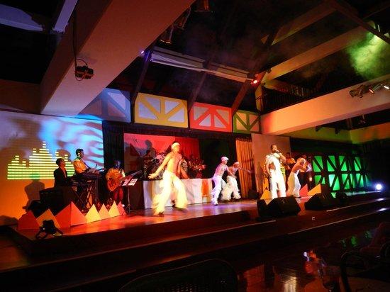 Bavaro Princess All Suites Resort, Spa & Casino: show