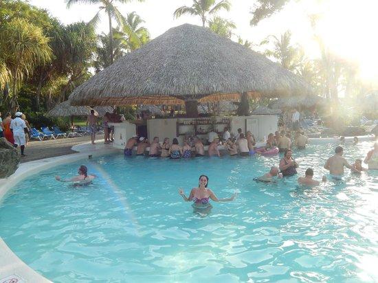 Bavaro Princess All Suites Resort, Spa & Casino: pileta