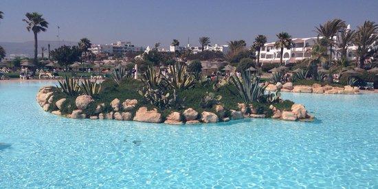 Hotel Riu Palace Tikida Agadir : Riu Tikida Dunas Agadir