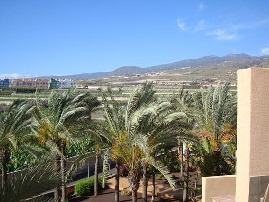 ClubHotel Riu Buena Vista : View from our balcony (mountain view)