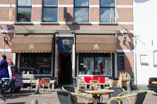 Mercure Hotel Amersfoort Centre: Nice beers and coffee here.