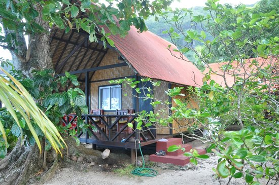 Fare Vaihere: Le bungalow