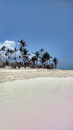 Majestic Colonial Punta Cana: beautiful white sand beach