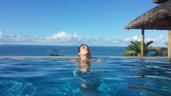 Le Duc de Praslin: Infinity Pool