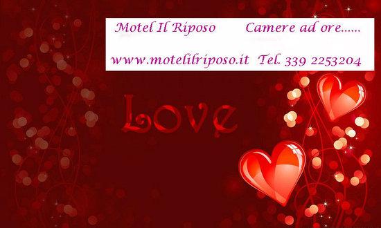 Roncoferraro, Italie : motel il riposo camere ad ore mantova