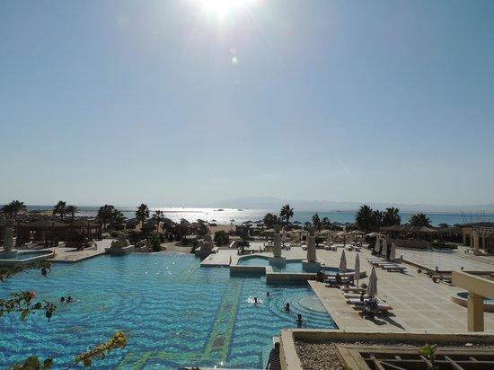 Sheraton Soma Bay Resort: enjoying the sun
