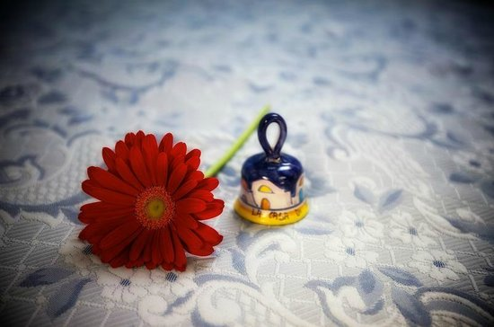 B&B La Casa di Donn'Amelia: fiori
