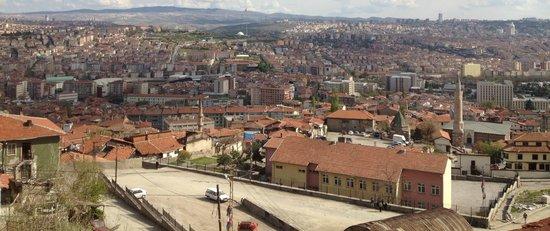 Ankara Citadel (Hisar): Views from Citadel