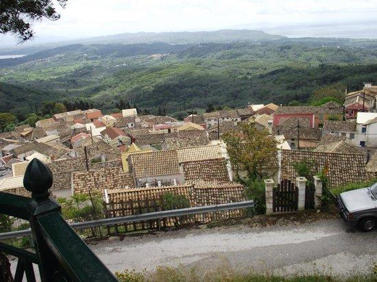 Mayor Capo Di Corfu: A hill 10 mins drive from the hotel