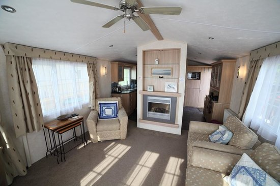 Lydstep Beach Holiday Park - Haven: our caravan