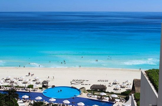 Live aqua cancun resort pictures top 25 all inclusive resorts around the world cnn travel live for Live aqua cancun garden view room