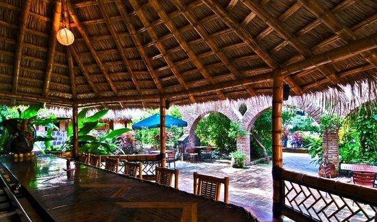 Hotel Granada: TIKI BAR
