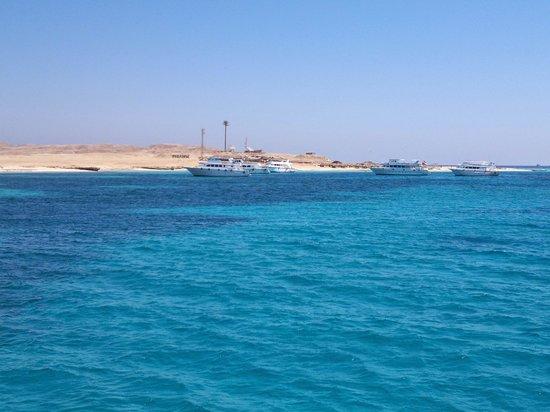 Sindbad Aqua Hotel & Spa : Paradise Island