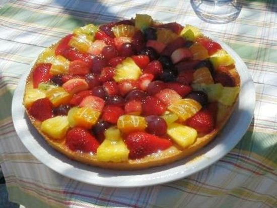 Cantina Pane Vino - Ca dla Pulenta: Crostata fantastica