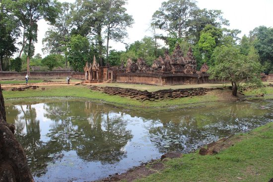 Private Siem Reap Tour Guide: Banteay Srei - Citadel of Women