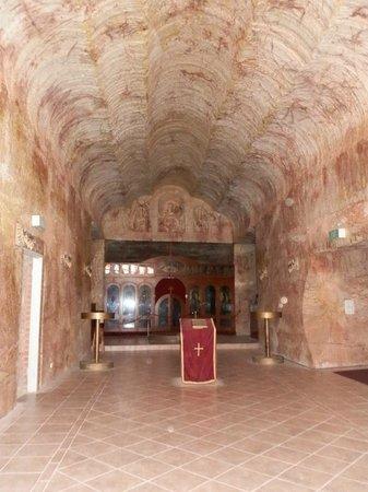 Serbian Orthodox Church: inside church