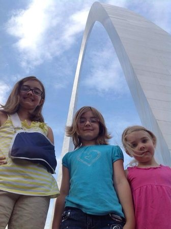 #TripleA at the Gateway Arch