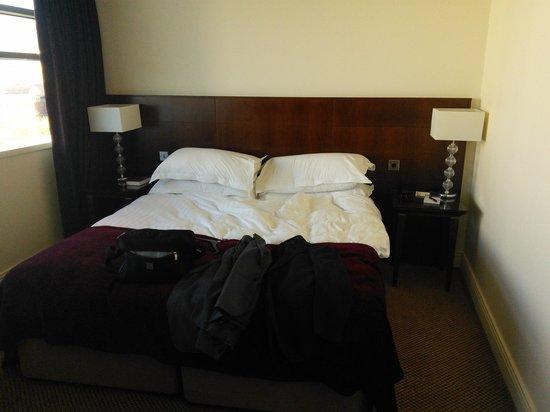 Macdonald Manchester Hotel & Spa: Big comfy bed