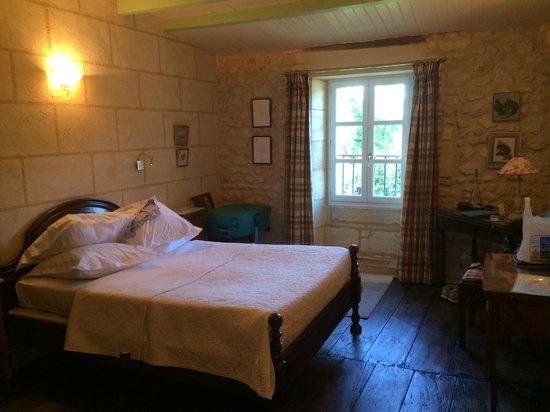 Chambres d'hotes Saint Emilion Bordeaux: Beau Sejour: La mia camera