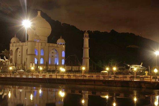 Tocancipa, Colombia: Vista nocturna