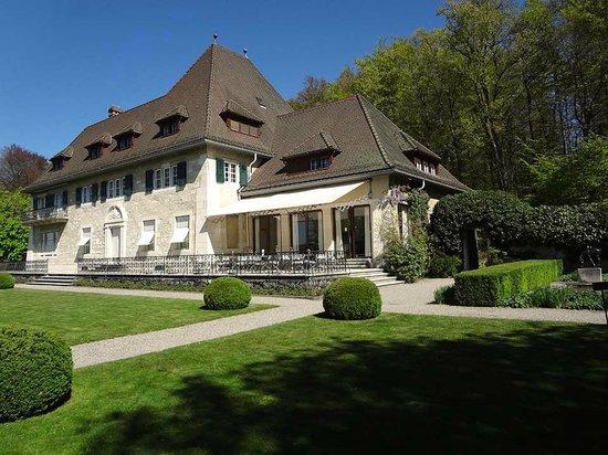 Winterthur, Schweiz: Oskar Reinhart Am Romerholz Villa