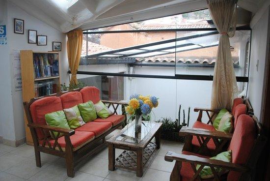 Samanapata Comfort Hostel: para compartir