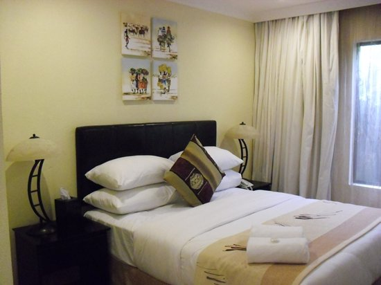 Zawadi House Lodge: Comfortable Rooms