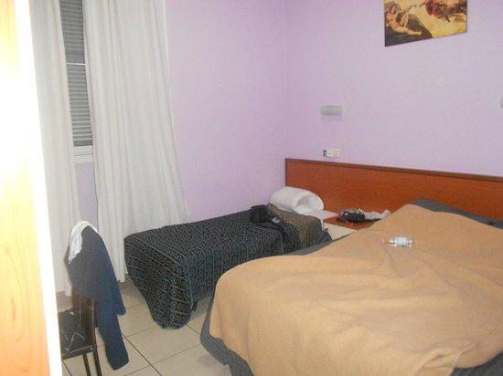 Hotel Alius : room 10