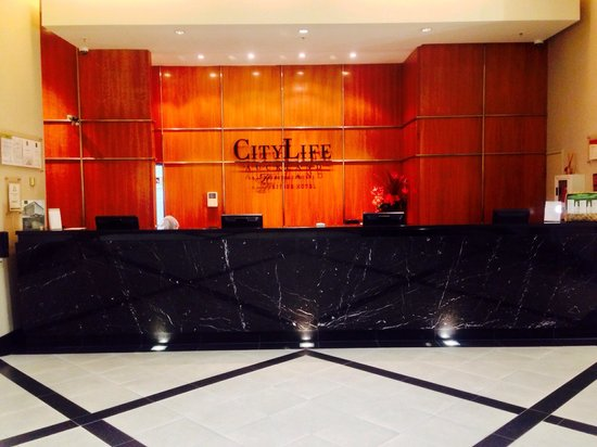 CityLife Auckland: Reception