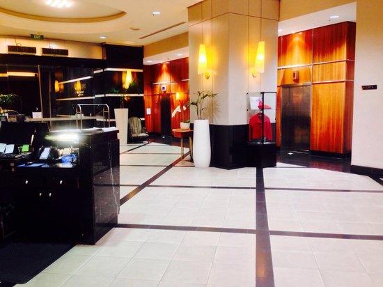 CityLife Auckland: Lobby