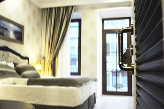 Taksim House Hotel: Deluxe Room