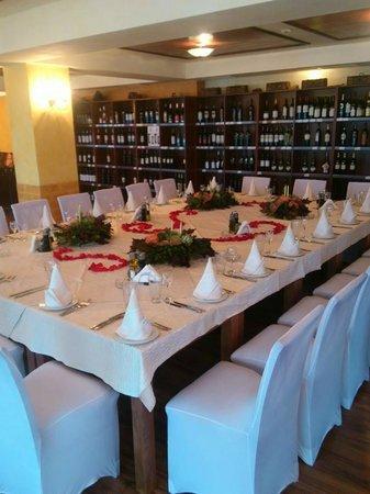 Restaurant Hemingway: Second Floor