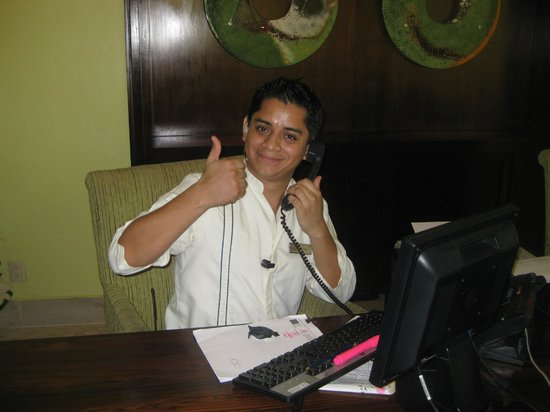 Now Jade Riviera Cancun Resort & Spa: Rafael