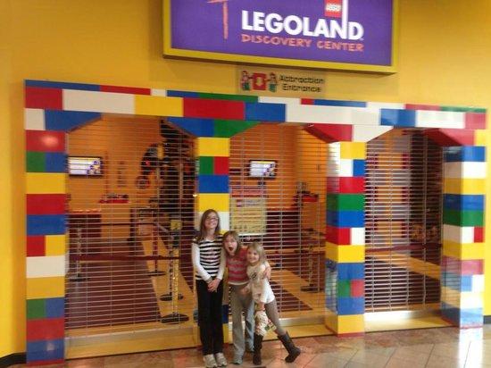 #TripleA at Legoland Discovery Center in Atlanta - Picture ...