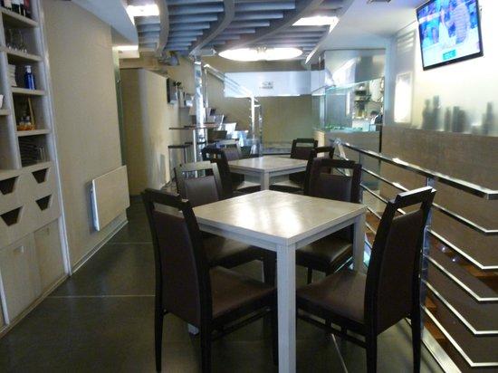JJ Parrilla Restaurante : BAR