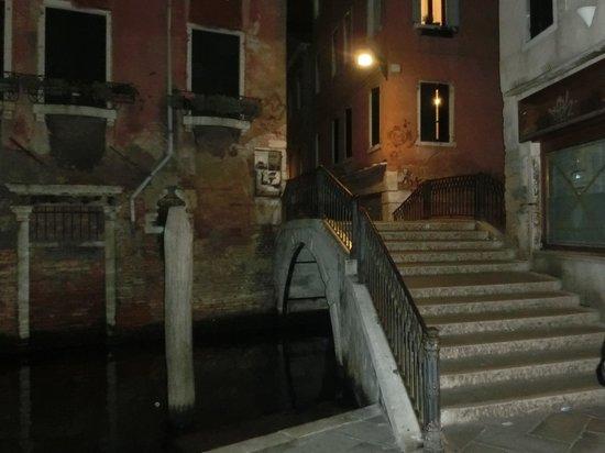 Palazzo Cendon: Venedig bei Nacht