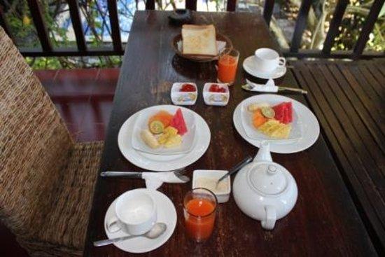 Tropical Bali Hotel : le petit dej