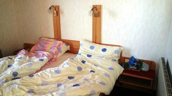 Pension Haus Martin: The room