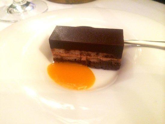 Park Restaurant: Dessert