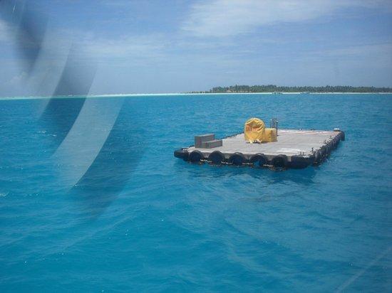 Sun Island Resort : высадка в океан