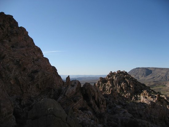 Grand Canyon by One Day Tours : What a view...not a cloud in the sky