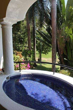 Casa Velas: Balcony